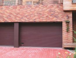 Sekční vrata garážová Kroměříž